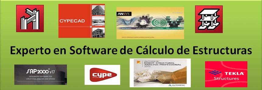 EXPERTO en Software de Cálculo Estructuras