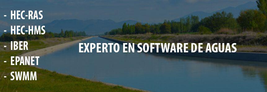 EXPERTO en Software del Agua