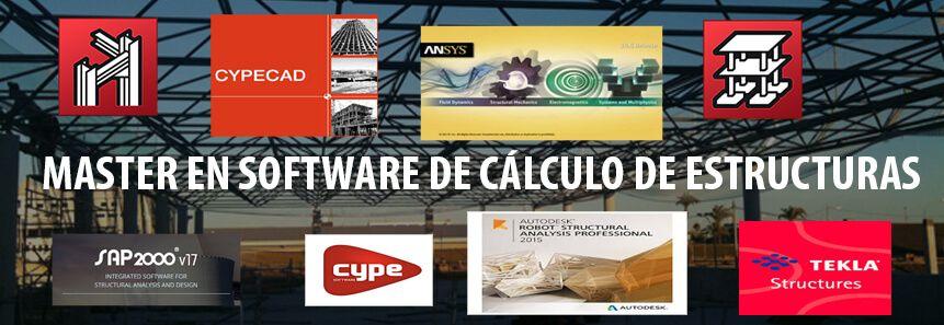 MASTER en Software de Cálculo de Estructuras