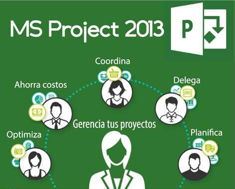 Curso Microsoft Project 2013