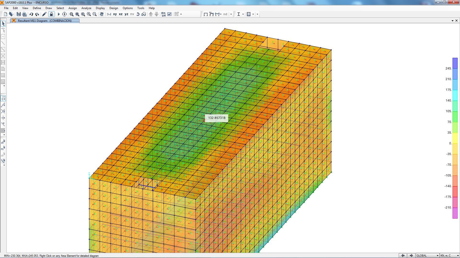 curso de sap2000 modulo 1 ejemplos