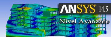 ANSYS v14.5 Nivel Avanzado