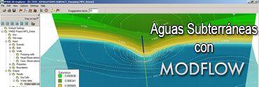 MODFLOW - Simulación Aguas Subterráneas