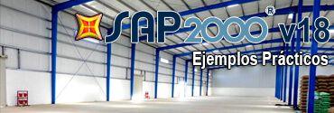 SAP2000 v18 - Ejemplos Prácticos