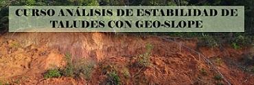 ESTABILIDAD DE TALUDES CON GEO-SLOPE
